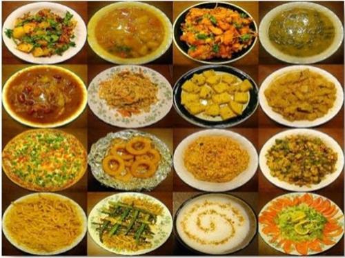 Food in Tripura