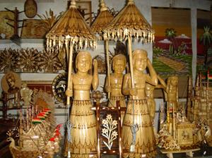Handicraft of Tripura