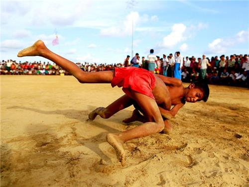Traditional Games of Tripura