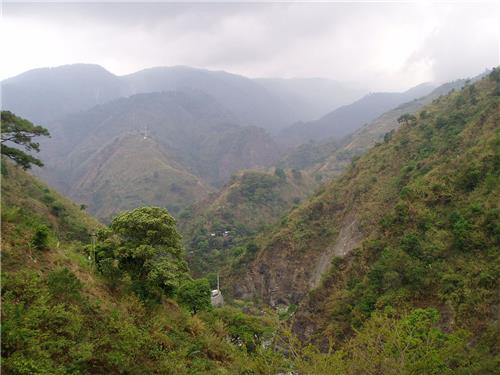 Trekking in Tripura