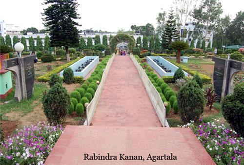 Nature Walks in Tripura