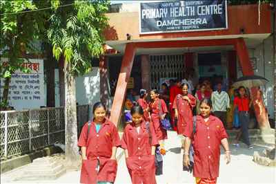 Healthcare Services in Tripura