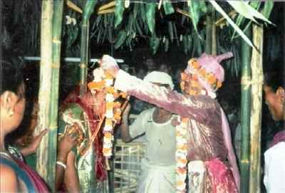 Wedding Customs in Tripura