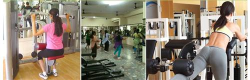 Body building in Ujjain