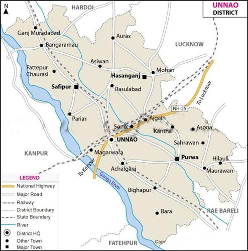 Rivers of Unnao