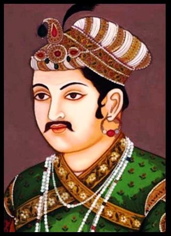 Rule of Akbar in Uttar Pradesh