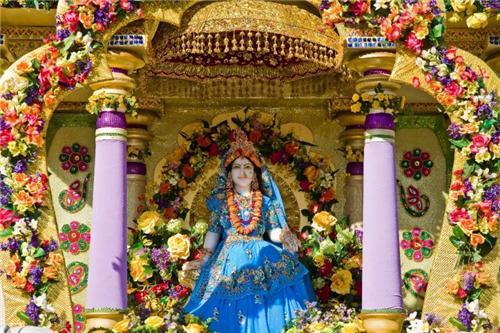 Barsana- Birthplace of Radha Rani