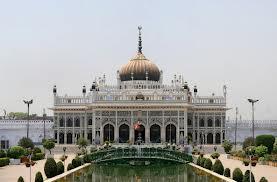 Lucknow- the capital of Uttar Pradesh