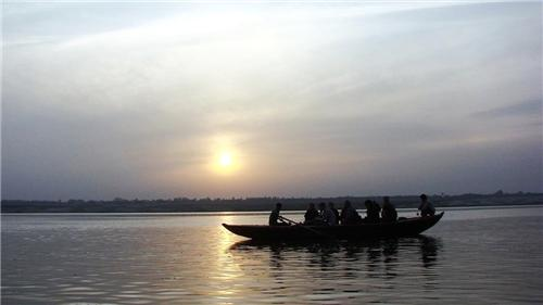 River Tour along the Ganges in UP