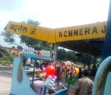 railways in Achhnera