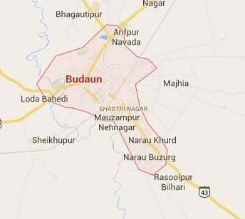Geography of Badaun