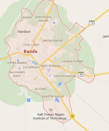 Geography of Banda