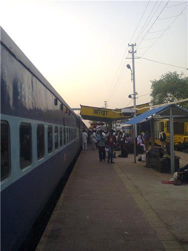 Railways in Banda