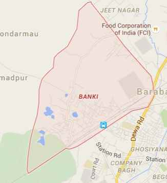 Geography of Banki