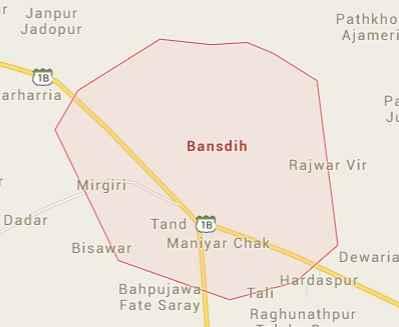 Geography of Bansdih