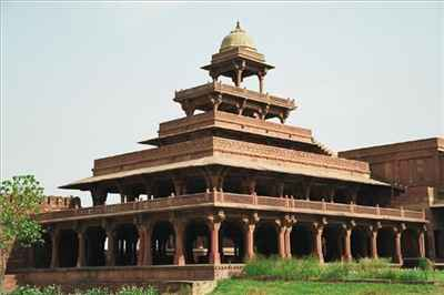 Fatehpur Sikri Geographical Facts