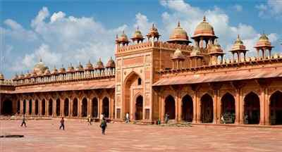 Major Tourist Attractions Fatehpur Sikri