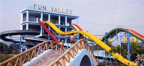 Water Park in Uttarakhand