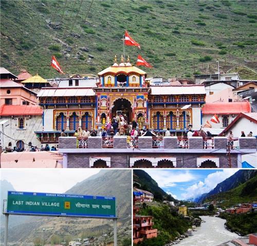 Tourist Places in Badrinath