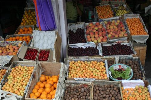 fruit market of bhowali