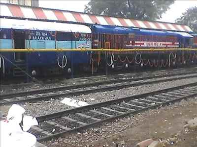 Trains from Lalkuan Junction