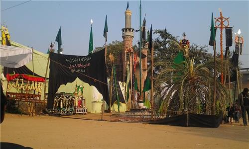 Religious Spots inManglaur
