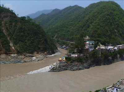 Geography of Rudra Prayag