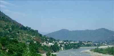 About Srinagar