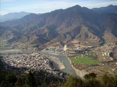Localities in Srinagar