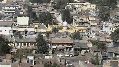 Administration in Srinagar