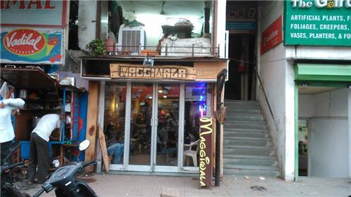 street food of Vadodara