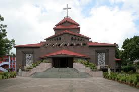 St Mary's Church in Varanasi