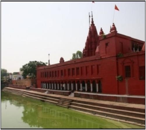 Durgakund Temple in Varanasi