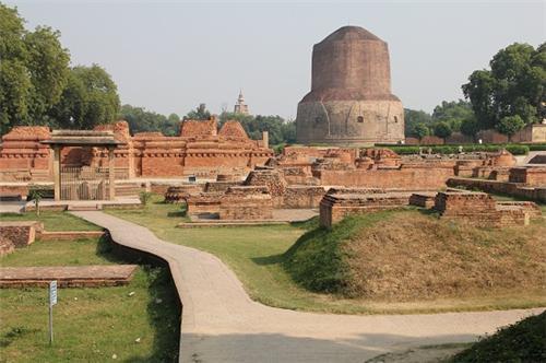 Dhamekh Stupa Monastery