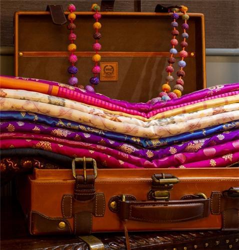 Varanasi silk industry