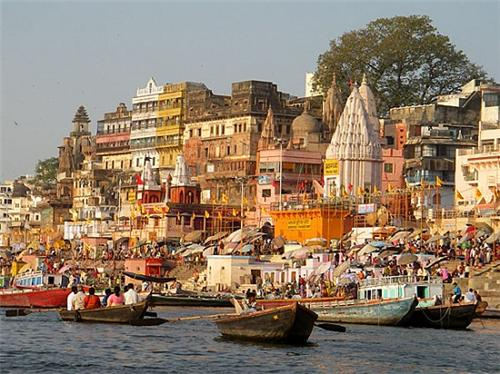 An Ancient city of India