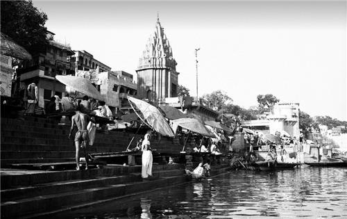 origin of Varanasi