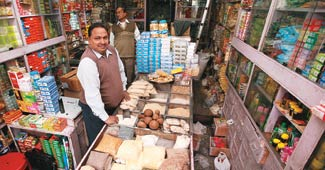 Provision Store in Varanasi