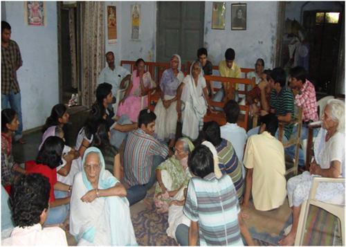 List of old age homes in Varanasi