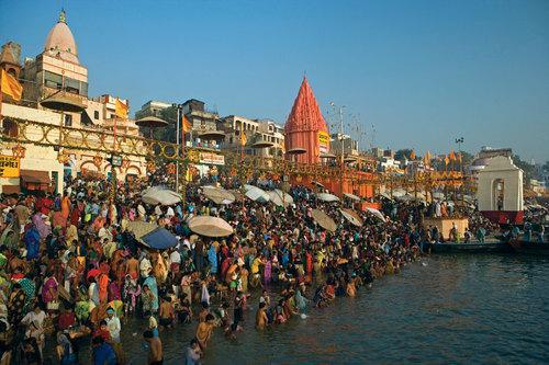 population-Varanasi