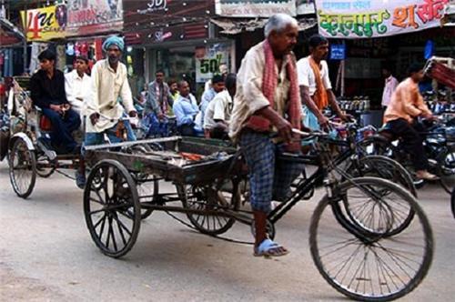 public transport in Varanasi