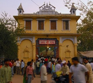 Sankat Mochan Temple Varanasi Location