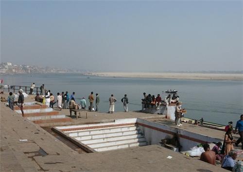 Varanasi-kedar-ghat