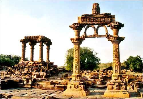 Ancient temples of Vidisha