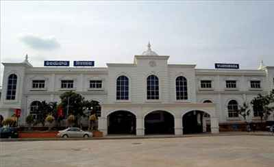 Transport in Vijayawada