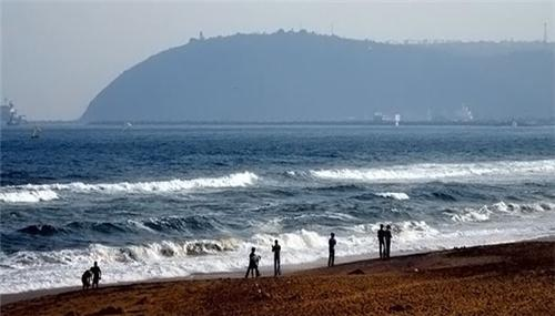 Dolphin's Nose in Visakhapatnam