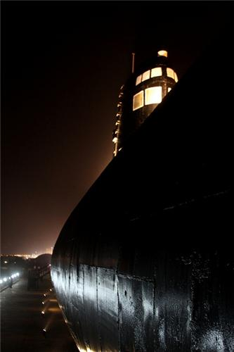 INS Kurusura Submarine Museum