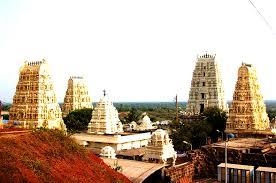 Sri Vekateswara Temple in Visakhapatnam
