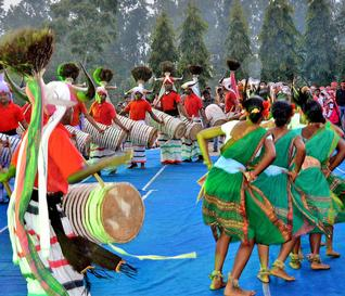 Cultural Festival in Visakha Utsav