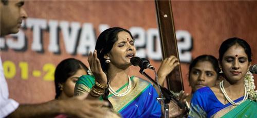 Karnatic Festival in Vizag